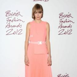 Olympia's sister Edie Campbell
