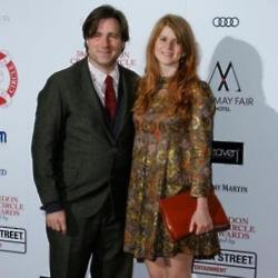 Paul King and wife Eloise Moody