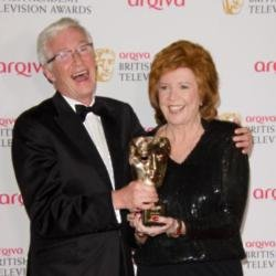 Paul O'Grady and the late Cilla Black