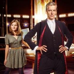 The Doctor with Clara