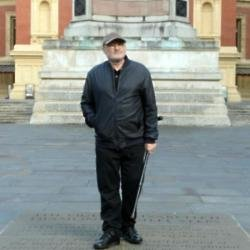 Phil Collins at the Royal Albert Hall