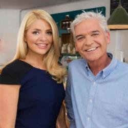 Holly Willougbby and Phillip Schofield