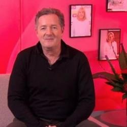 Piers Morgan on Loose Women