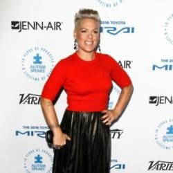 Pink in 2015