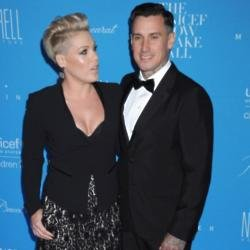 Pink: I want to 'stab' my husband sometimes