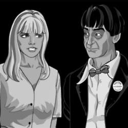 The Second Doctor in Power of the Daleks