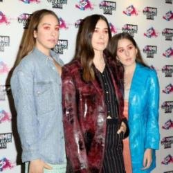 Pop group Haim