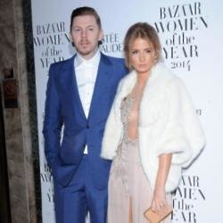 Professor Green with Millie Mackintosh