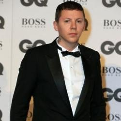 Professor Green at the GQ Awards