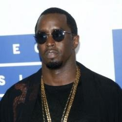 Sean 'Diddy' Combs aka Love