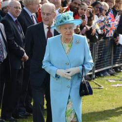 Queen Elizabeth has always been a fan of pastel colours