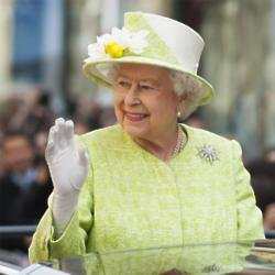 Queen Elizabeth broke royal tradition