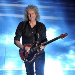 Brian May from Queen