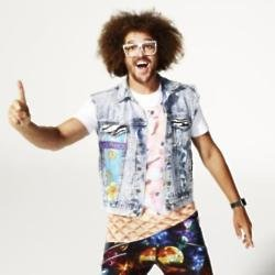 Redfoo's 'Say It In Song' starts on August 3