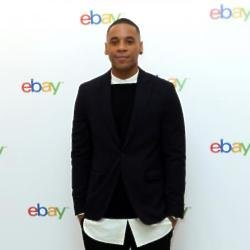 Reggie Yates at the eBay Collections launch