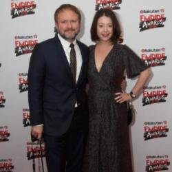 Rian Johnson and Karina Longworth