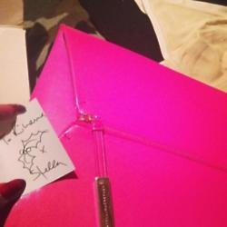 Rihanna's gift from Stella McCartney