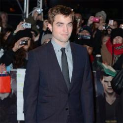 Robert Pattinson wore Burberry London for the event