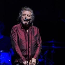 Robert Plant at The Royal Albert Hall