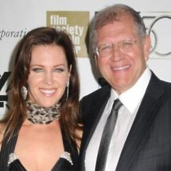 Leslie Harter and Robert Zemeckis