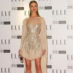 Rosie Huntington-Whiteley at the awards