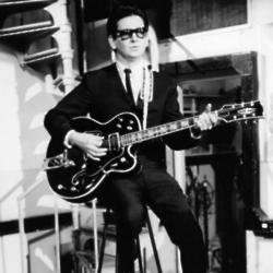 The late Roy Orbison