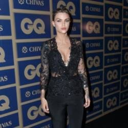 Ruby Rose at GQ Men of the Year Awards in Australia