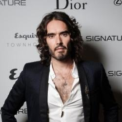 Russell Brand feels more relaxed around drug addicts