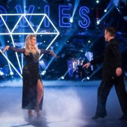 Ruth Langsford's Strictly Come Dancing rumba