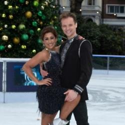 Saira Khan and Mark Hanretty