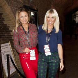 Billie Faiers and sister Sam