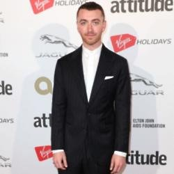 Sam Smith at the Attitude Awards