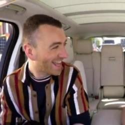 Sam Smith on 'Carpool Karaoke'