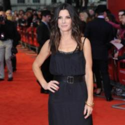 Sandra Bullock at The Heat gala screening
