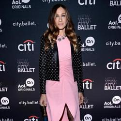 Sarah Jessica Parker channelled her character Carrie for this look