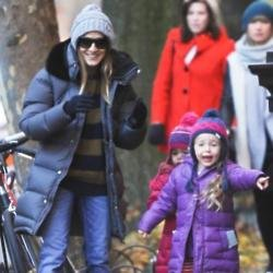 Sarah Jessica Parker and her daughters