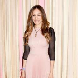 Sarah Jessica Parker at the Pop Up Shop for Nordstrom