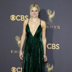Shailene Woodley at the Emmy Awards 2017