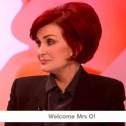 Sharon Osbourne on Loose Women