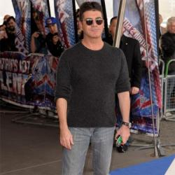 Rumoured Top Dog Model panellist Simon Cowell