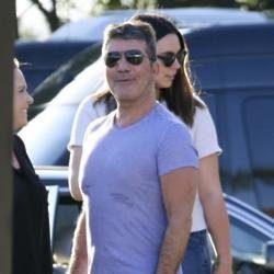 Simon Cowell on Extra