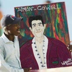Simon Cowell's new picture