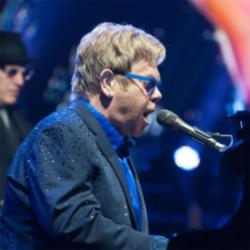 Elton John will feature