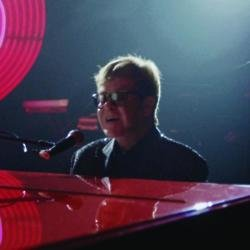 Sir Elton John in the John Lewis Christmas advert