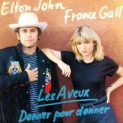 Sir Elton John's tribute to France Gall (c) Twitter