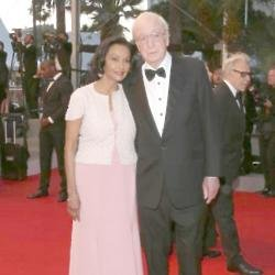Shakira Caine and Sir Michael Caine