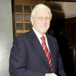 Sir Michael Parkinson