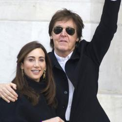 Paul Mccartney Wife 2014 2013 Teste