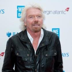 Sir Richard Branson at WE Day UK