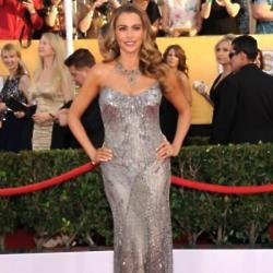Sofia Vergara always makes an effort on the red carpet